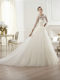 Pronovias by Elie Saab 2013/2014