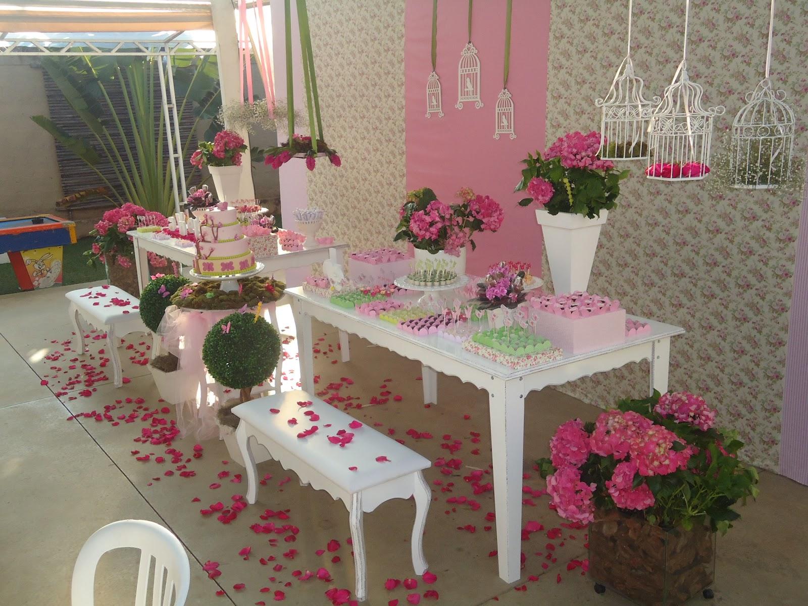decoracao festa jardim encantado provencal:Tema De Festa Provencal Jardim Infantil