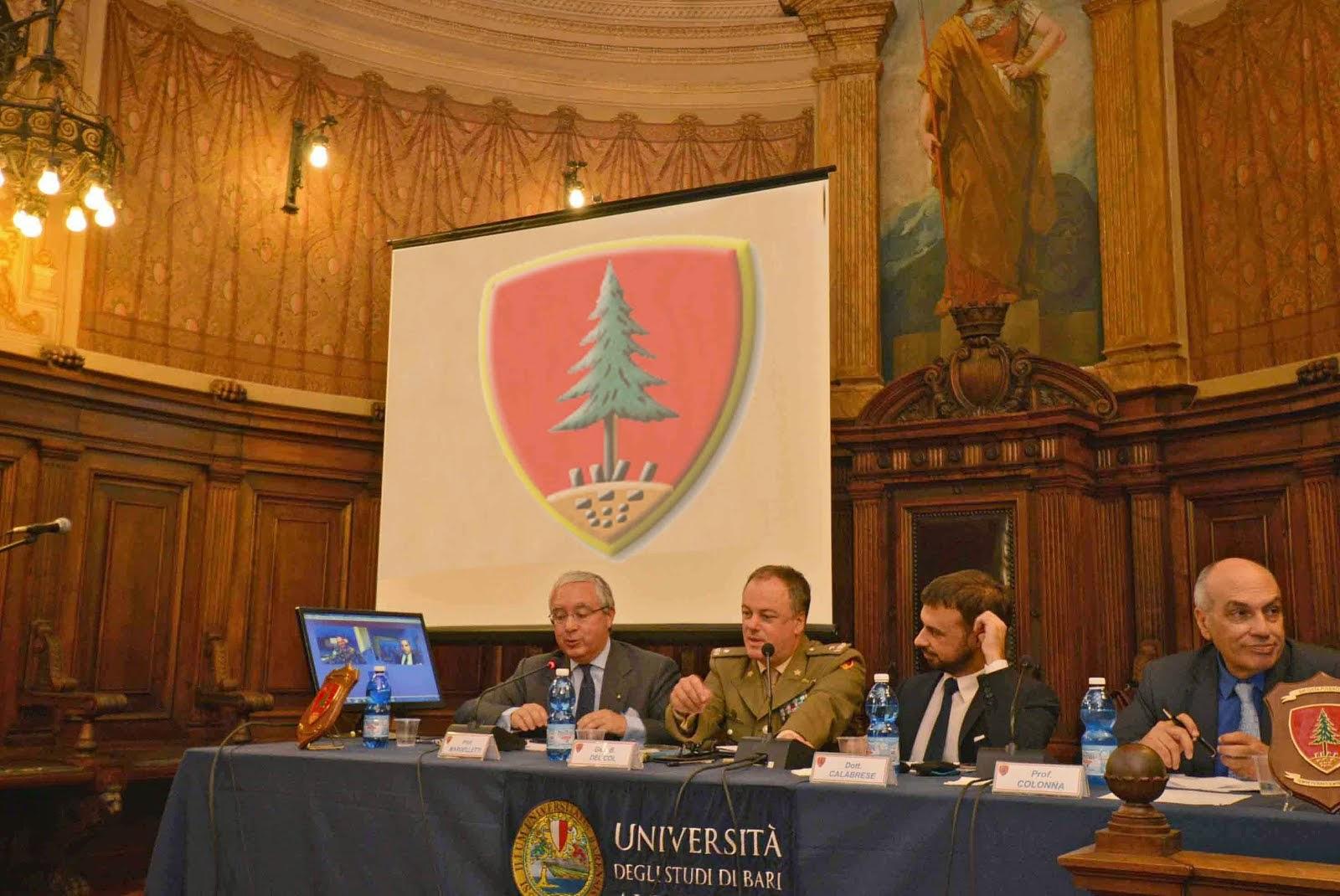 Seminario Università A.Moro-Bari