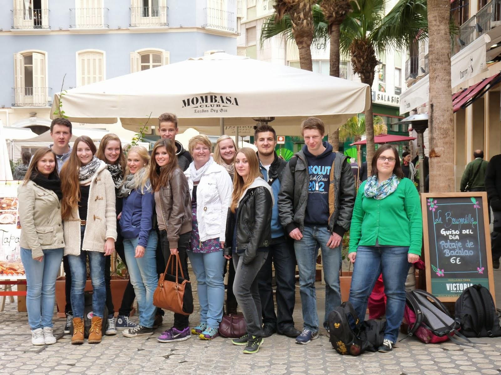 Malaga November 2013