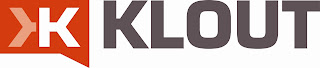 Klout score logo
