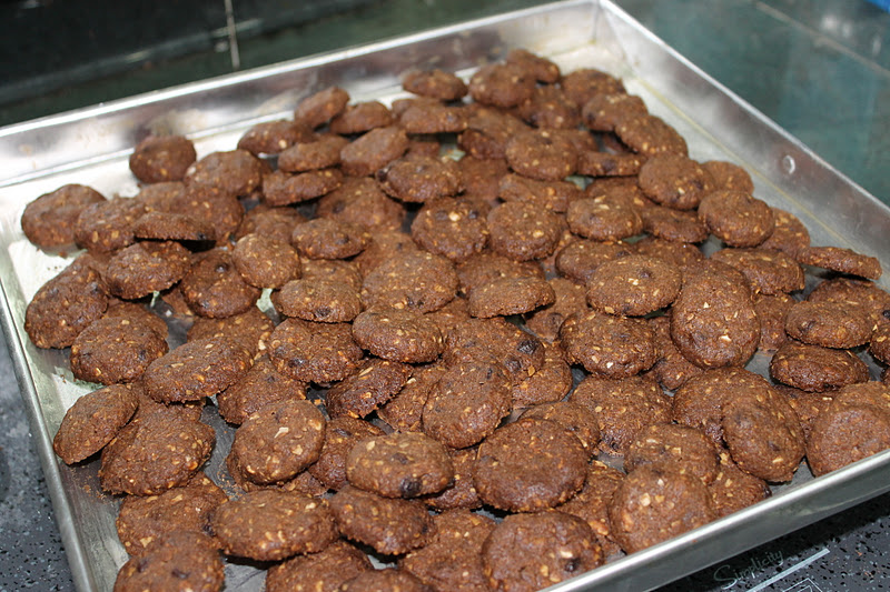 Biskut Coklat Chips Rangup.lg xtvt cuti sekolah