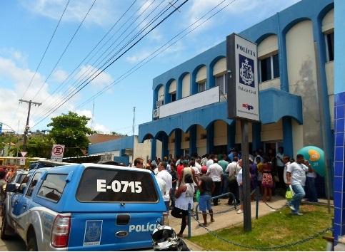 Ilheus, Policiais Civis fazem greve de 24h na BA