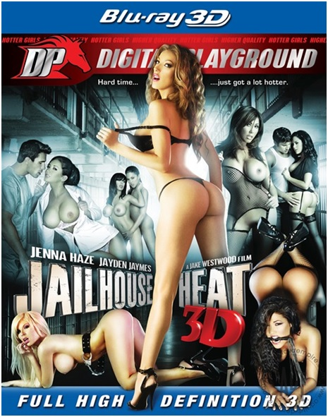 XXX movie: Jailhouse Heat