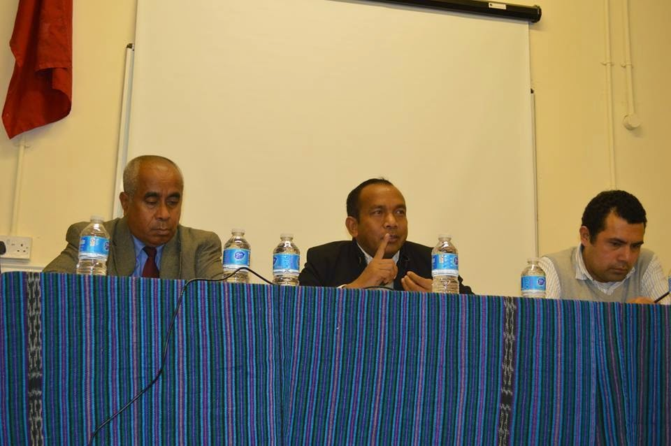 East Timor MP visited Timor Community Peterborough 22/11