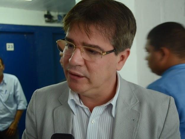 O Prefeito de Camaragibe, Jorge Alexandre (PSDB)
