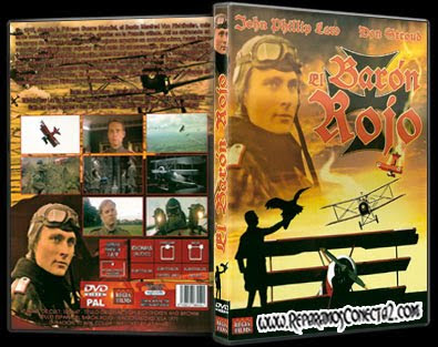 El Barón Rojo | 1971 | The Red Baron | DvD