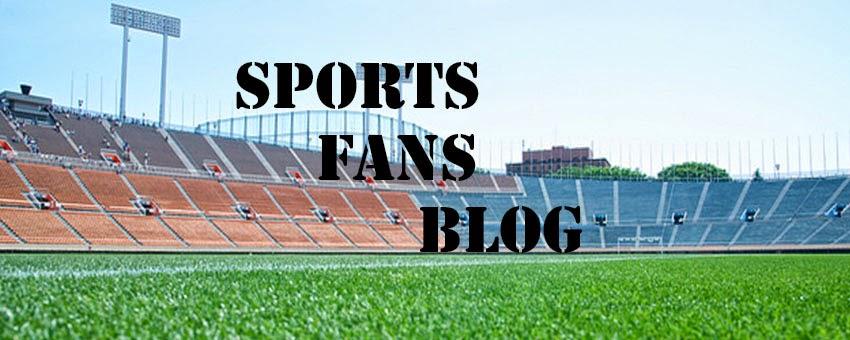 Sports fans blog