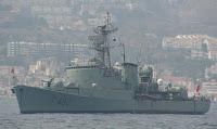 Joao Belo class frigate