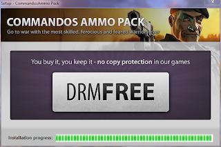 Commandos Ammo Pack