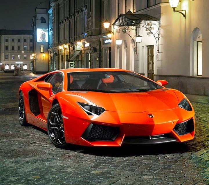 Lamborghini Wallpaper Orange Paint Free Wallpaper Sites