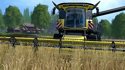 Farming Simulator 15 (Game) – Launch Trailer - Song / Music