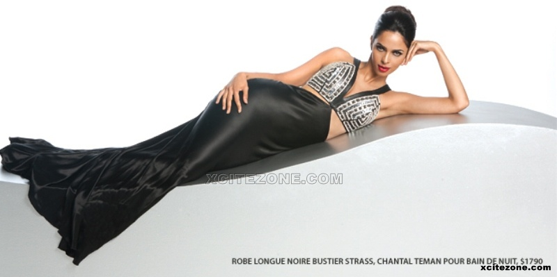 Mallika Sherawat in hot black dress - (2) - Mallika Sherawat Hot unseen photo Gallery 