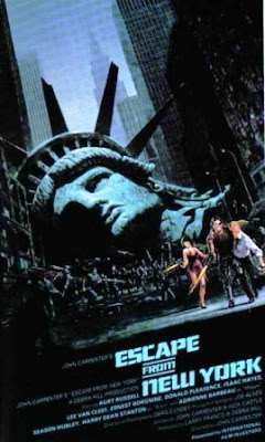 1997 Rescate en Nueva York (AKA New York 1997)(1981).