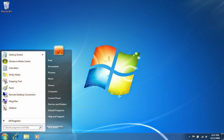 Download Windows 7 Final ISO 32bit and 64bit Activated