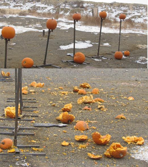 Carnage of the Punkins