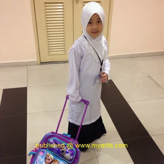 Anak Inspirasi Fasha Sandha Mulakan Jenama Pakaian Kanak Kanak