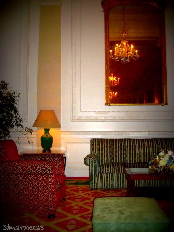 Salón imperial hotel carlton bilbao