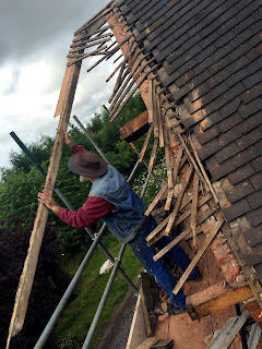 replacing roof tiles and rafters Incubator More