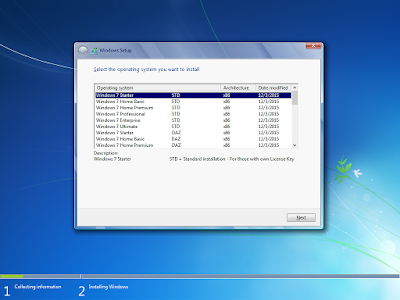 Windows 7 X86/X64 AIO 33in1 OEM