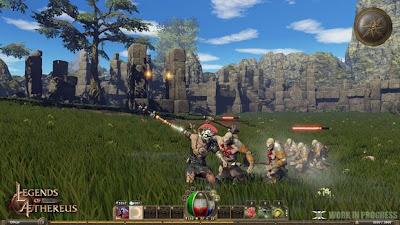 Legends of Aethereus PC Screenshot 1 Legends of Aethereus RELOADED