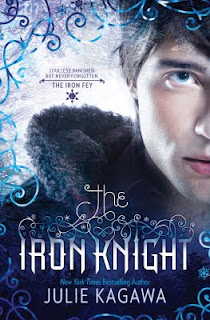 Cover Reveal: The Iron Knight by Julie Kagawa