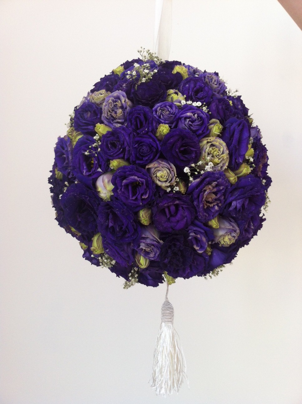 Wedding Amp Events Flower Design Pomander Ball Bouquet