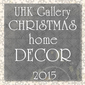 Christmas Home Decor 2015