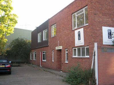 Wimbledon Language Academy building