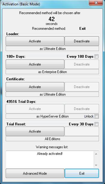 download windows 7 loader activator