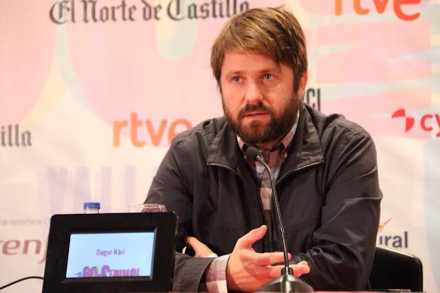 60 SEMINCI. Rueda de prensa de 'Fúsi' y 'Perdition County' con los directores Dagur Kári y Raphaël Crombez