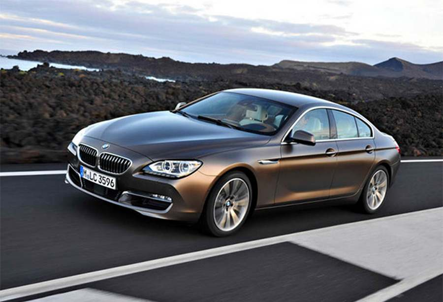 2013 BMW 6-Series Gran Coupe | Auto Cars Concept