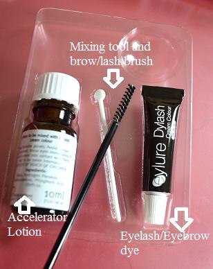 D.I.Y Eyebrow Tinting... | dizzybrunette3 I UK Beauty, Fashion and ...