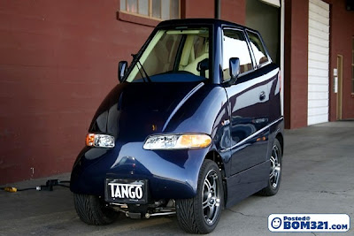 Kereta Mini Tango