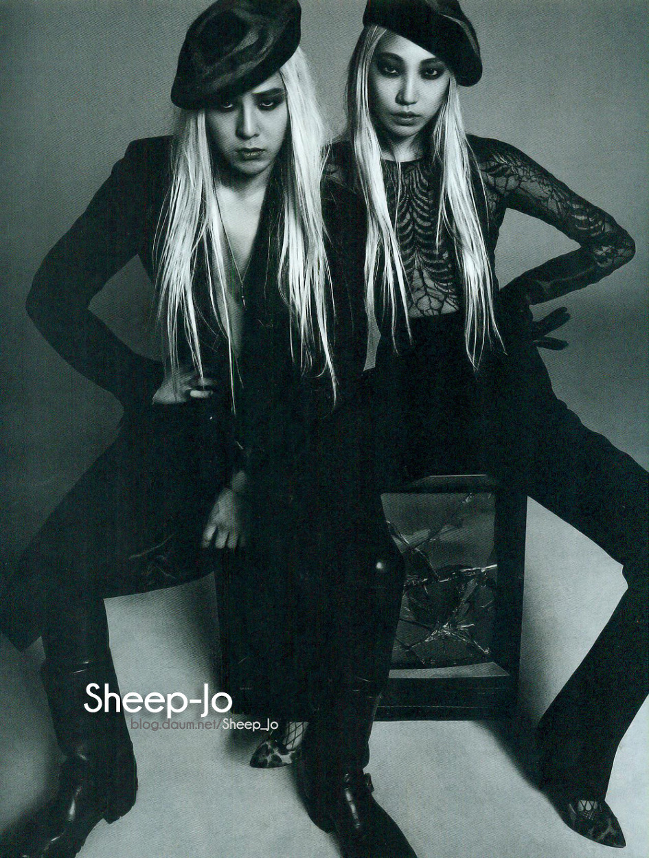 Oddness/Weirdness: Another G-Dragon Vogue Korea 17th