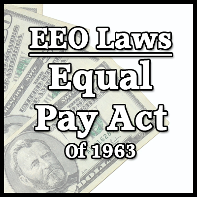 equal pay and compensation discrimination essays A former jones day partner in california has filed a lawsuit claiming the firm's secretive compensation system and subjective performance reviews are designed to hide pay discrimination against women fired partner wendy moore claims jones day violated california equal-pay and labor laws in the.