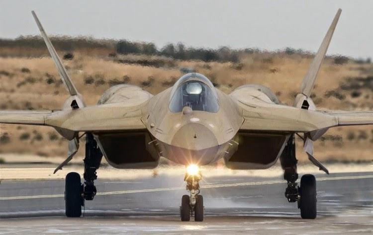 India Siapkan $ 25 miliar untuk Pesawat Tempur Siluman Rusia-India
