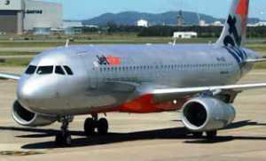 Jetstar Membatalkan Penerbangan Ke Bali Karena Raung