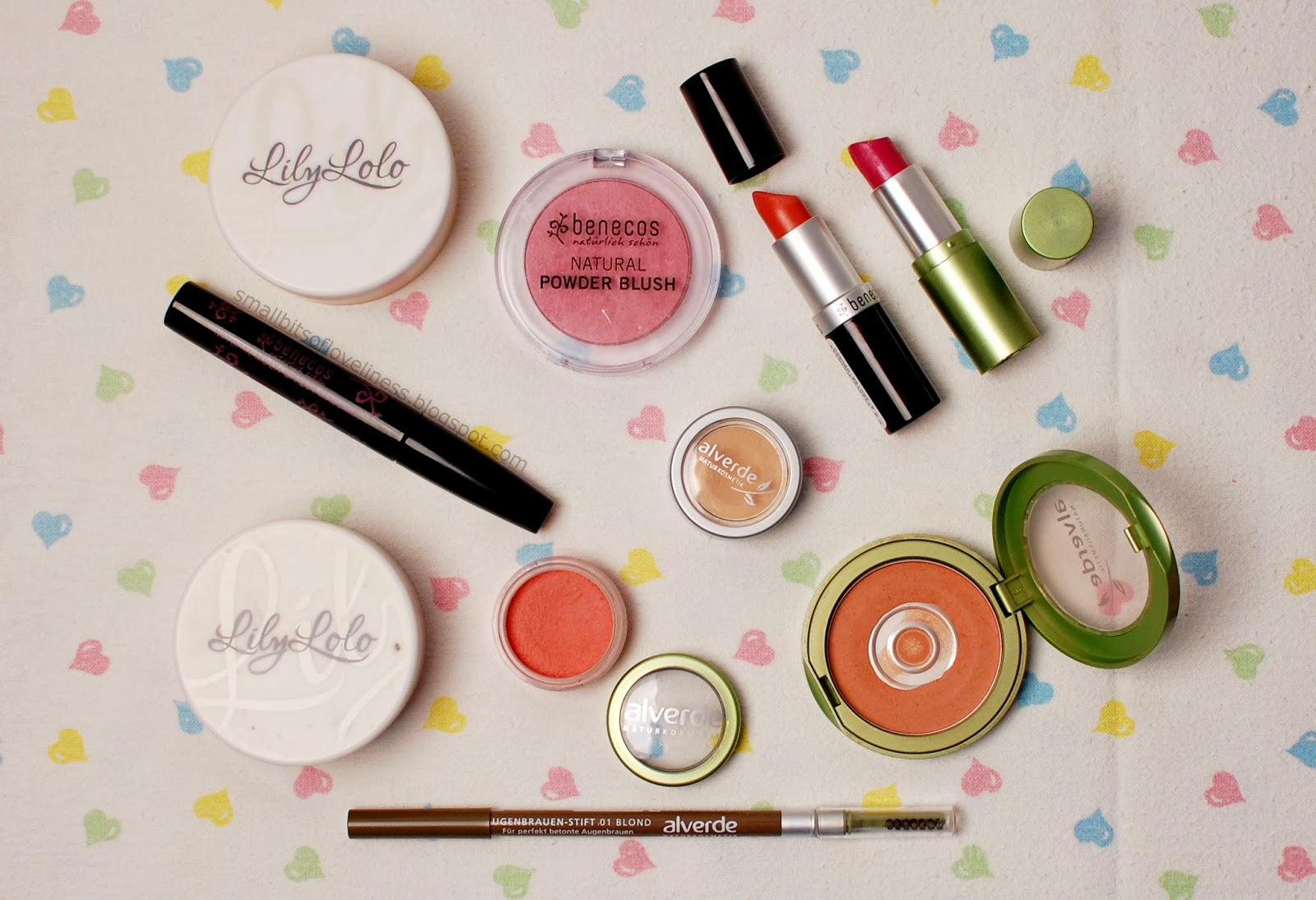 Natural Makeup, Alverde Benecos Lily Lolo