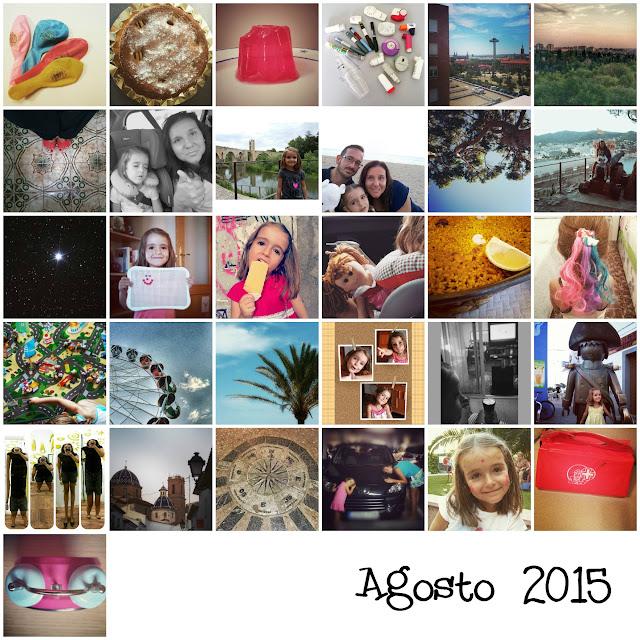 Proyecto 365 días: agosto 2015 en fotos