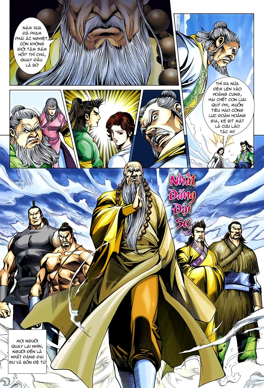 xem truyen moi - Anh Hùng Xạ Điêu - Chapter 99: Hoa Sơn Luận Kiếm
