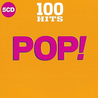 100 HITS – POP! 2018 5CD Mp3 320 Kbps