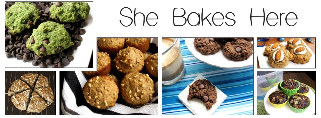 She Bakes Here