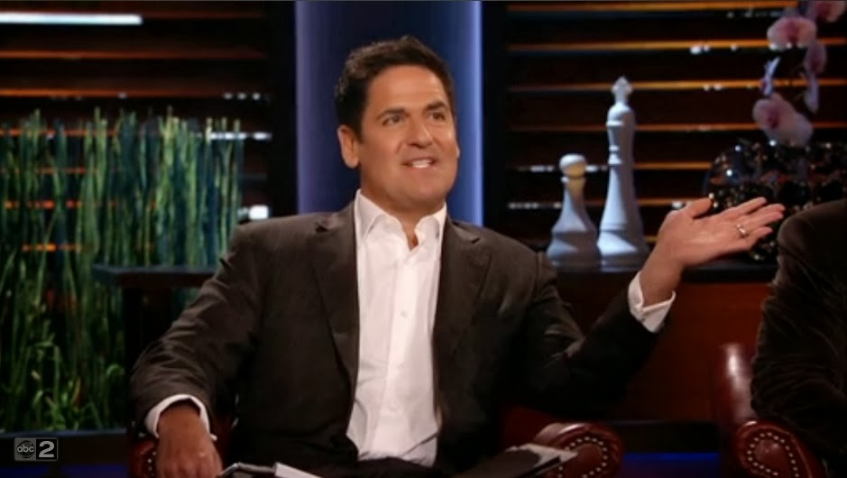 mark cuban offer a million dollars