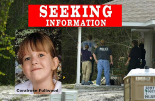 Seeking Information As To Who Videotaped the Rape and Murder of Tender Age Child Coralrose Fullwood
