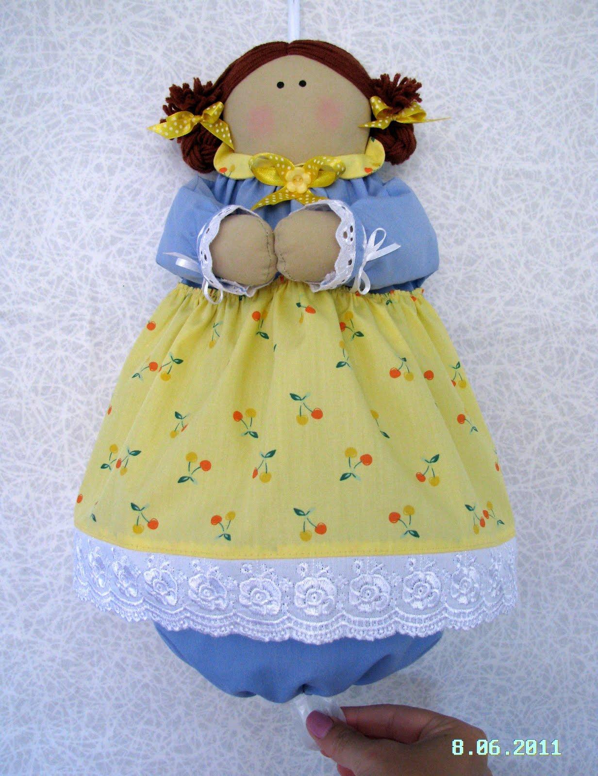 Кукла пакетница своими руками выкройка