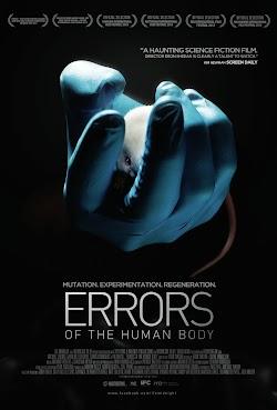 Lỗi Của Cơ Thể Người - Errors of the Human Body (2012) Poster