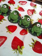 Taller de cupcake en Baby Deli