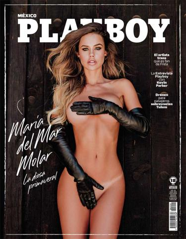 Playboy México: María del Mar – Marzo 2020