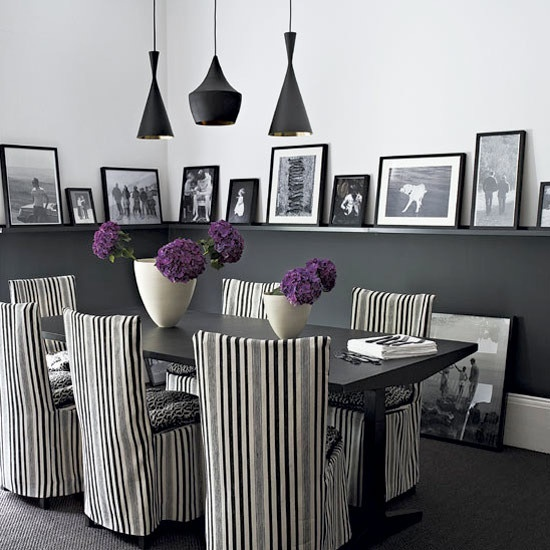 Black And White With A Touch Of Color